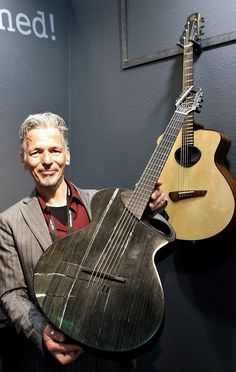 Pagelli with Stone Top Guitar