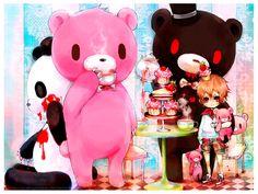 Gloomy Bear Tea Party