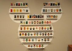 SHELF IS AWESOME! Or, maybe this for their Disney infinity characters!