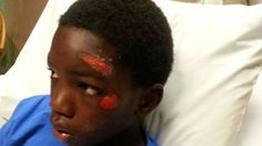 Why Was This 10-Year-Old Kevin Hamilton Tackled By Police? | News One