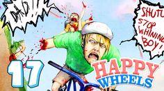 nice Watch SANTA CLAUS WANTS TO KILL ME! - Happy Wheels - Part 17