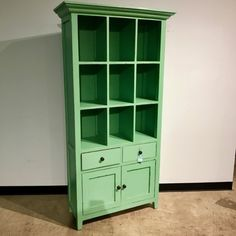 Bookcase with Openings