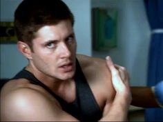Praise for Jensen Ackles from My Bloody Valentine