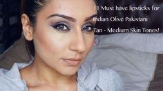 Top 11 lipsticks for tan skin tones Maroon Matte Lipstick, Long Wear Lipstick, Purple Lipstick, Lavender Lipstick, Liquid Lipstick, Lipstick Color Names, Light Olive Skin, Lipstick Brands, Lipsticks
