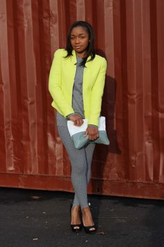 StyleLust Pages Happy In Houndstooth