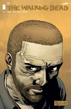 The Walking Dead #144 Cover Revealed   The Walking Dead