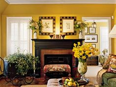 COZY LITTLE HOUSE: What To Do With The Living Room