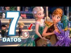Si te gusta la película de Disney Frozen no te podes perder estas curiosidades de la película de Frozen, vas a ver que no te lo imaginabas. Esta peli es una ...