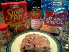 The Busy Moms' Recipe Box: Mini Meatloaves
