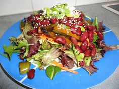Vegans Eat Yummy Food Too!!!: Balsamic Fried Salad
