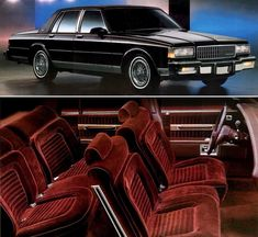 Best classic cars and more! Chevy Caprice Classic, Chevrolet Caprice, Chevy Classic, Old American Cars, American Classic Cars, Gta, Chevy Models, Top Luxury Cars, Pt Cruiser