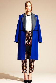Yigal Azrouël | Pre-Fall 2012 Collection | Vogue Runway