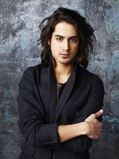 Danny Desai (Avon Jogia)-Twisted. Because he just might be a psycopath and that's sexy. Yes, I do have issues.