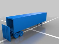 40 foot trailer refer by APUC - Thingiverse