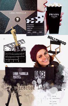 Lana Parrilla, Director of OUAT, #LanaParrilla #Direct #ouat