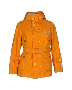 L'ESKIMO Women's Jacket Orange 8 US