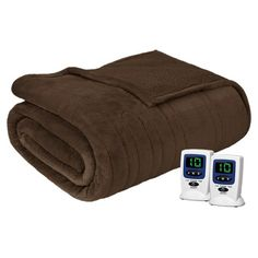Electric Throw Blanket Walmart Classy Snuggle Up With A Sunbeam Heated Fleece Electric Blanket #walmart I