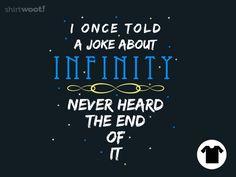 Infinity Joke for $10 - $13