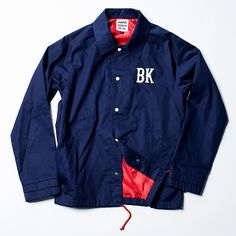 THUMPERS BROOKLYN NYC USA / COACHES JACKET