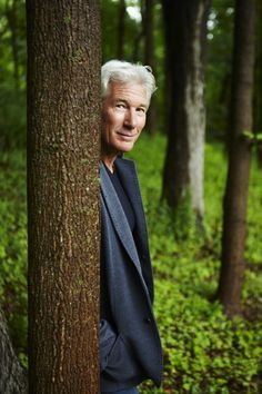Richard Gere.  Image by Nigel Parry.