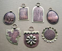Mixed metal jewelry 3 by ~Astalo on deviantART