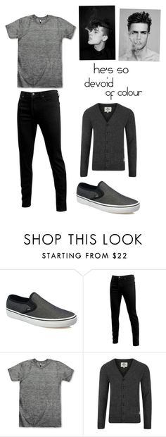 """Autumn Outfit for Men #1"" by michael98 ❤ liked on Polyvore featuring Vans and Bellfield"