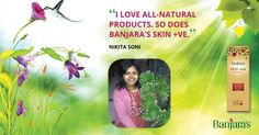 We are an 'all-natural only' beauty enhancement products manufacturer and always will be. It is in our blood. It is for our adherence to our principles and crafting exciting products of our nature's resources that our customers have loved us for years.  Love you Nikita Soni for the review. Skin +ve is our effort in capturing the wonders of nature and bringing it to you in a convenient pack. Enjoy.