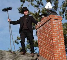 #Home and #Commercial #Chimney Sweeping Services in Ivybridge by A1 Chimney Sweep, our skilled staff able to sweep your chimney professionally and perfectly.