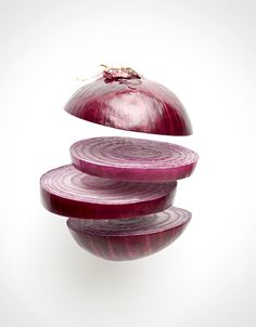 PACKSHOT LUXE VEGETABLES #onion  by kenyon Manchego, via Behance