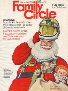 Vintage Christmas Magazine ~ Family Circle ©December, 1967