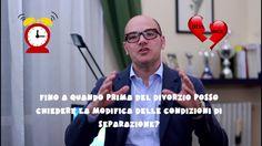 Posso chiedere la modifica delle condizioni di separazione? Avvocato Cristiano Cominotto Assistenza Legale Premium…