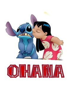 Disney Shirt Personalized Lilo and Stitch Custom Iron on Transfer Decal(iron on transfer, not digital download)