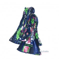 2926489544293 foulard Catimini garçon occasion Ty Dressing