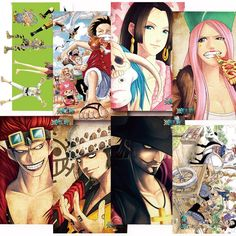 Camplayco One Piece Posters Placard Cosplay (a set of 8) >>> Be sure to check out this awesome product.