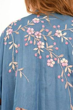 Grand Sewing Embroidery Designs At Home Ideas. Beauteous Finished Sewing Embroidery Designs At Home Ideas. Hardanger Embroidery, Hand Embroidery Patterns, Embroidery Dress, Ribbon Embroidery, Machine Embroidery, Embroidery Kits, Embroidery Books, Embroidery Supplies, Indian Embroidery