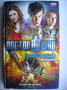 """Il romanzo """"The King's Dragon"""" di Una McCormack è stato pubblicato per la prima volta nel 2010. È al momento inedito in Italia. Clicca per leggere una recensione di questo romanzo!"""