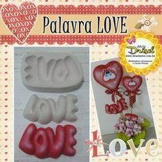 Modelador PALAVRA LOVE