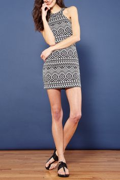 Love this Parker dress for an evening out, so easy to dress it up or down!
