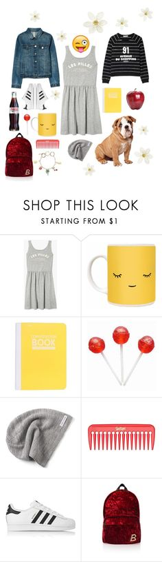 """""""Spring inspiration *fresh snow-white"""" by anna-and-wolf on Polyvore featuring mode, Mead, Converse, adidas Originals, Bally et Forever 21"""