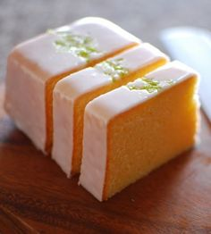 User submitted photo in 2020 Lemon Recipes, Sweets Recipes, Cake Recipes, Summer Desserts, Sweet Desserts, Delicious Desserts, Japanese Cake, Best Comfort Food, Bread Cake