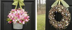 door decor giveaway from ever blooming originals {ended} | Inspired by Charm