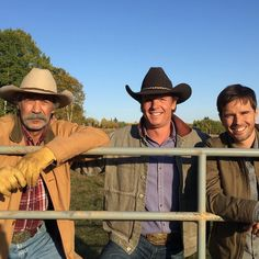 """1,778 Likes, 39 Comments - Shaun Johnston (@the_real_shaunj) on Instagram: """"Don't miss the 2 hour premiere of Heartland Season 10 on UPtv this Sunday at 8pm ET. Uptv.com/find-…"""""""