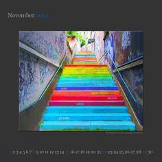 #Treppengeschichte #Treppenkalender für #November 2015 made by www.smg-treppen.de #smgtreppen #treppen #treppenbau