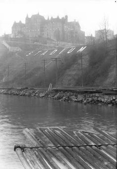 Stadium High School 1926 in Tacoma Puyallup Washington, Tacoma Washington, Washington State History, Stay High, Pacific Northwest, Old Photos, American History, High School