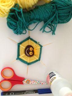 benodigdheden als je gaat knutselen met kastanjes. Knutselen met kinderen, knutseltips, knutselidee, www.kinderknutseltips.nl