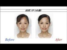 Японский массаж лица Zogan (АСАХИ) с русским переводом часть 1 - YouTube