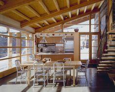Green Cabin Design Winthrop, WA |Natural Modern Architecture Firm