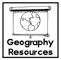Picture-based geography lapbooks.  These might be workable for my map-obsessed kid who isn't reading and writing yet.