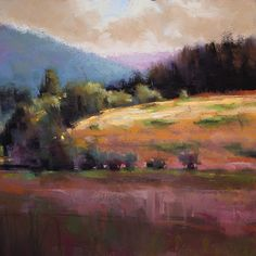 Marla Baggetta Pastel Paintings & Art Workshops | Private Collection