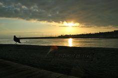 Sunset - Santa Barbara Pier, CA (December - 2011)